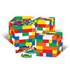 BUILDING BLOCKS FAVOR BOXES (36/CS) PARTY SUPPLIES