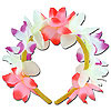 FLOWER HEADBAND (12/CS) PARTY SUPPLIES