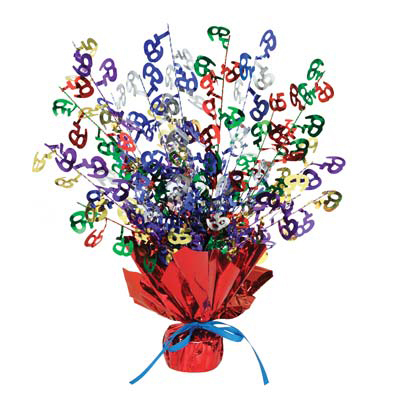Click For Larger Picture Of 65TH GLEAM N BURST CENTERPIECE 12 CS