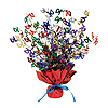 75TH GLEAM 'N BURST CENTERPIECE PARTY SUPPLIES