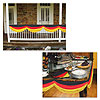 GERMAN FABRIC BUNTING (6/CS) PARTY SUPPLIES