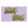MARDI GRAS FLOAT PROPS PARTY SUPPLIES