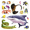MARINE LIFE PROPS PARTY SUPPLIES