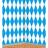 OKTOBERFEST BACKDROP INSTA THEME (6/CS) PARTY SUPPLIES