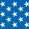 PATRIOTIC STARS BACKDROP PARTY SUPPLIES