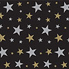 STAR BACKDROP (4' X 30') PARTY SUPPLIES