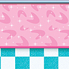 50'S SODA SHOP BACKDROP PARTY SUPPLIES