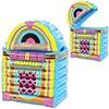 INFLATABLE JUKEBOX COOLER (6/CS) PARTY SUPPLIES