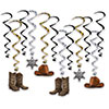 WESTERN WHIRLS PARTY SUPPLIES