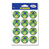 STICKERS-BRASIL (24/CS) PARTY SUPPLIES