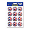 STICKERS-FRANCE (24/CS) PARTY SUPPLIES