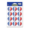 STICKERS-UNITED STATES (24/CS) PARTY SUPPLIES