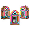 JUKEBOX FAVOR BOXES (36/CS) PARTY SUPPLIES