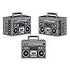 BOOM BOX FAVOR BOXES PARTY SUPPLIES