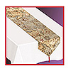 TREASURE MAP TABLE RUNNER (12/CS) PARTY SUPPLIES