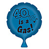 40  IS A GAS! WHOOPEE CUSHION PARTY SUPPLIES