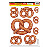 PRETZEL PEEL 'N PLACE (96/CS) PARTY SUPPLIES