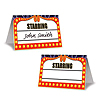 AWARDS NIGHT PLACE CARDS PARTY SUPPLIES