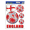 PEEL 'N PLACE-ENGLAND (12/CS) PARTY SUPPLIES
