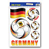 PEEL 'N PLACE-GERMANY (12/CS) PARTY SUPPLIES