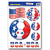 PEEL 'N PLACE-UNITED STATES (12/CS) PARTY SUPPLIES