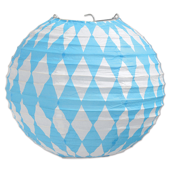 OKTOBERFEST PAPER LANTERN (18/CS) PARTY SUPPLIES