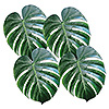TROPICAL PALM LEAVES (48/CS) PARTY SUPPLIES