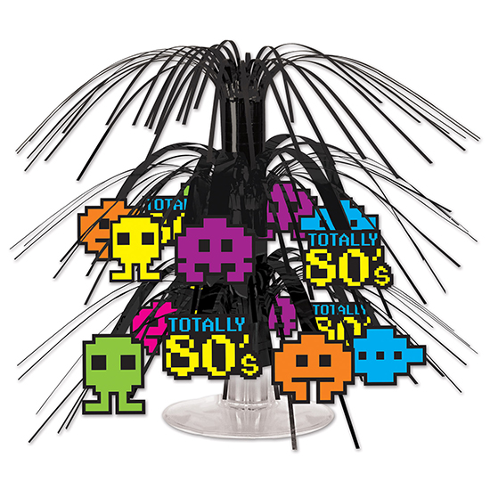 80'S MINI CASCADE CENTERPIECE PARTY SUPPLIES