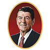 REAGAN CUTOUT PARTY SUPPLIES