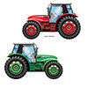 TRACTOR CUTOUT (12/CS) PARTY SUPPLIES