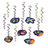 SPACESHIP WHIRLS (72/CS) PARTY SUPPLIES