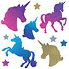 UNICORN CUTOUTS PARTY SUPPLIES
