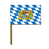 BAVARIAN FLAG – PAPER PARTY SUPPLIES