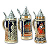 BEER STEIN CUTOUTS PARTY SUPPLIES