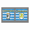 OKTOBERFEST COASTERS (96/CS) PARTY SUPPLIES