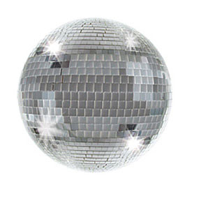 Click for larger picture of DISCO BALL COASTERS PARTY SUPPLIES