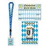 OKTOBERFEST PARTY PASS (12/CS) PARTY SUPPLIES