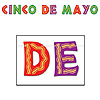 GLITTERED CINCO DE MAYO STREAMER (12/CS) PARTY SUPPLIES