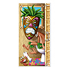 TIKI MAN RESTROOM DOOR COVER PARTY SUPPLIES