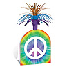 PEACE SIGN CENTERPIECE PARTY SUPPLIES