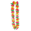 SILK 'N PETALS NEON LOTUS LEI MULTI-CLR PARTY SUPPLIES