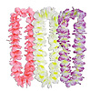 SILK 'N PETALS ISLAND OASIS LEIS ASST PARTY SUPPLIES