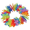SILK 'N PETALS RAINBOW HEADBAND MULTI PARTY SUPPLIES