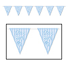 IT'S A BOY PENNANT BANNER PARTY SUPPLIES