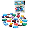 PLASTIC GEMS (12/CS) PARTY SUPPLIES