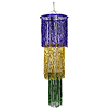 3-TIER SHIMMERING CHANDELIER GGP (6/CS) PARTY SUPPLIES