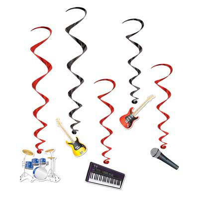Click for larger picture of BAND WHIRLS (30/CS) PARTY SUPPLIES