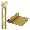 GOLD LAME TABLE RUNNER (6/CS) PARTY SUPPLIES