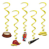 TREASURE HUNT WHIRLS (30/CASE) PARTY SUPPLIES
