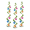 PEACE SIGN WHIRLS PARTY SUPPLIES